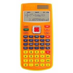 Калькулятор научный Citizen Cool4School SR270XLOLORCFS (оранжевый)
