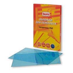 ������� Buro BU-PVC015bl A4 ����� PVC 150��� 100��