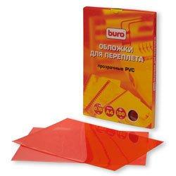 ������� Buro BU-PVC015r A4 ������� PVC 150��� 100��