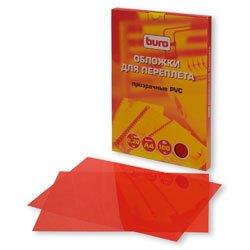 ������� Buro BU-PVC020r A4 ������� PVC 200 ��� 100��