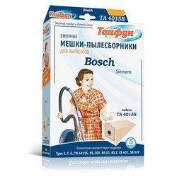Пылесборник для мешковых пылесосов Bosch, Siemens (TAЙФУН ТА 4015 S) (5 шт)