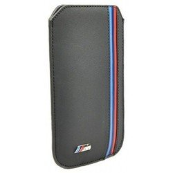 чехол-футляр для apple iphone 5, 5s (bmw m-collection bmpop5mp sleeve) (черный)