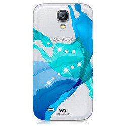 ��������� ����������� �����-�������� ��� samsung galaxy s4 i9500 (white diamonds liquids wd-2310liq44) (�����)