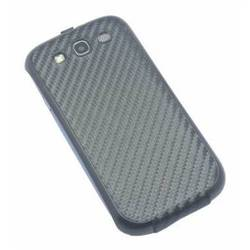 чехол-накладка для samsung galaxy s3 i9300 (anymode cradle case_cr f-mclt460ka1) (черный)