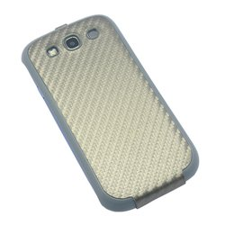 чехол-накладка для samsung galaxy s3 i9300 (anymode cradle case_cr f-mclt462kgy) (серый)