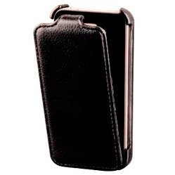 ������� �����-���� ��� apple iphone 4, 4s (hama flap case h-107110) (������)