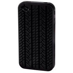 ����������� �����-�������� ��� apple iphone 4 (hama h-107156 tire) (������)