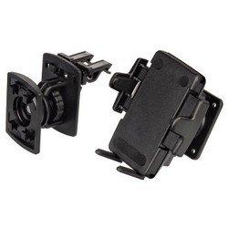 Универсальный автомобильный держатель для устройств с шириной от 45 мм до 75 мм (Hama 00115042) (черный)
