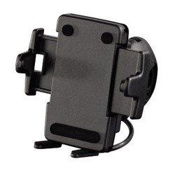 Универсальный велосипедный держатель для устройств с шириной от 4.5 до 7.5 см (Hama 00115928) (черный)