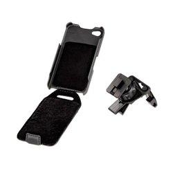 Автомобильный держатель для Apple iPhone 4, 4S (Hama 00093774) (черный)