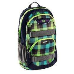 Рюкзак coocazoo evverclevver blue broken синий 00129134 империя сумок рюкзаки школьные