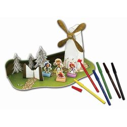Набор для детского творчества Adel ADELAND (434-5444-000)