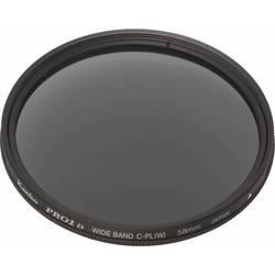 Фильтр для объектива с диаметром резьбы 58мм (Kenko PRO1D C-PL (W))
