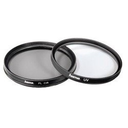 Набор фильтров для объектива с диаметром резьбы 62мм (Hama H-77762)