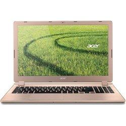 """Ноутбук Acer Aspire V5-472PG-53334G50add/14"""" Multi-touch HD Acer CineCrystal LCD/ Intel Core i5-3337U/ NVIDIA GeForce GT 740M/ 4GB/ 500GB HDD/ W8SL64/BT4.0 (золотистый)"""