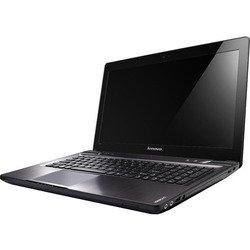 "Lenovo IdeaPad G580-2020M4G500R8ERU (Pentium 2020M 2400 Mhz/15.6""/1366x768/4.0Gb/500Gb/DVD-RW/NVIDIA GeForce 710M 1Gb/Wi-Fi/Bluetooth/Win 8 64) (59401558) (черный)"