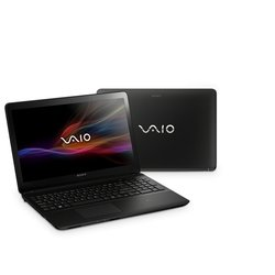 "Sony VAIO Fit E SVF1532P1R (Core i5 4200U 1600 Mhz/15.5""/1920x1080/6.0Gb/750Gb/DVD-RW/Wi-Fi/Bluetooth/Win 8 64) (черный)"