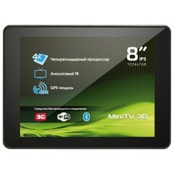 explay mini tv 3g 8gb (черный) :::