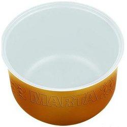 Чаша для MARTA MT-1934, MT-1935, MT-1936, MT-1937, MT-1938; LUMME LU-1430, LU-1431 (MT-MC3121) (5 литров, белый)