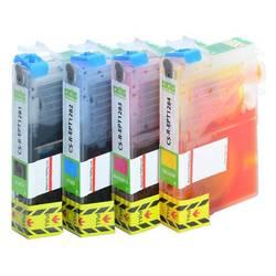 Комплект перезаправляемых картриджей для Epson Stylus C91, CX4300, T26 (CACTUS CS-R-EPT0925)