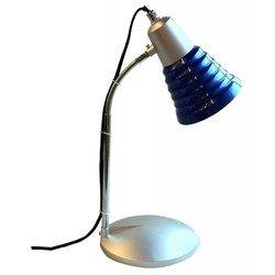 Светильник настольный Бюрократ BL-050H (синий)