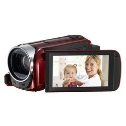 "видеокамера canon legria hf r46 красный 3.28mp 32x fullhd 3\\""lcd 8gb ms/sdxc"