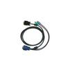 Набор кабелей D-Link DKVM-IPCB5/10 (10 шт) - Кабель, переходникКабели, шлейфы<br>Кабель для KVM-переключателей DKVM-IP8 длиной 5 м с разъемами PS2/VGA и единым разъемом SPHD для подключения к переключателю KVM over IP.<br>