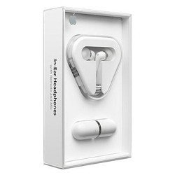 наушники apple in-ear headphones with remote and microphone белые (ma850g/b)