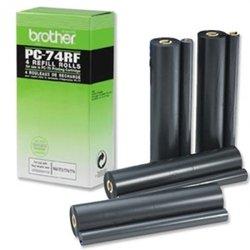 ����������� ��� Brother Fax-T72, Fax-T96, Fax-T98, Fax-T102, Fax-T104, Fax-T106 (PC74RF PC-74RF) (4 �� � 47 �)
