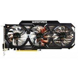 GIGABYTE GeForce GTX 760 1137Mhz PCI-E 3.0 4096Mb 6008Mhz 256 bit 2xDVI HDMI HDCP rev. 2.1 (GV-N760OC-4GD)