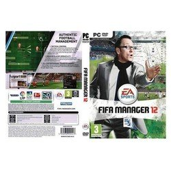 игра pc fifa manager 12  (31159)