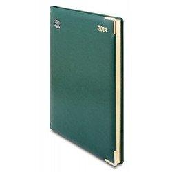 Еженедельник A4 (Letts LEXICON) (412 128150) (зеленый)