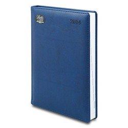 Ежедневник A5 датированный (Letts UMBRIA) (412 141120) (синий)