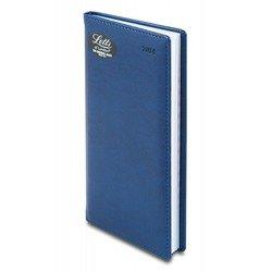 Еженедельник A6 (Letts UMBRIA) (412 141220) (синий)