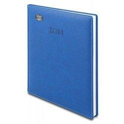 Еженедельник A4 (Letts SAVILE) (412 145020) (синий)