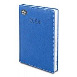Ежедневник A5 (Letts SAVILE) (412 145120) (синий)