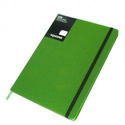 Блокнот 227X167 мм 96 л клетка (Letts UNIVERSAL) (415 105250) (зеленый)