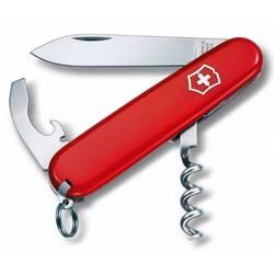 Нож перочинный Victorinox Waiter 0.3303 84мм 9 функций красный