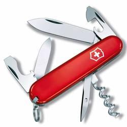 Нож перочинный Victorinox Tourist 0.3603 84мм 12 функций красный