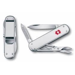 Нож перочинный Victorinox Money Clip 0.6540.16 74мм 5 функций серебристый