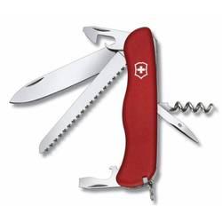 Нож перочинный Victorinox Rucksack 0.8863 с фиксатором лезвия 12 функций красный