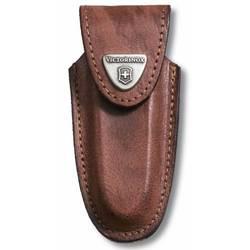 Чехол Victorinox 4.0533 кожаный для ножей 91мм толщиной 2-4 уровня коричневый