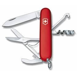 Нож перочинный Victorinox Compact 1.3405 91мм 15 функций красный