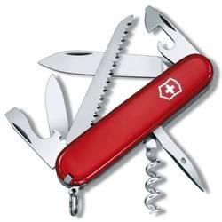 Нож перочинный Victorinox Camper 1.3613 91мм 13 функций красный