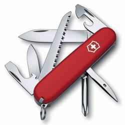 Нож перочинный Victorinox Hiker 1.4613 91мм 13 функций красный