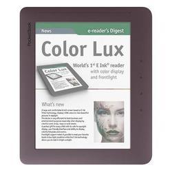 """Электронная книга PocketBook 801 8"""" E-Ink Triton 600x800 800MHz 256Mb/4Gb (черный/коричневый)"""