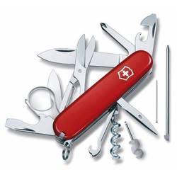 Нож перочинный Victorinox Explorer 1.6705 91мм 19 функций красный