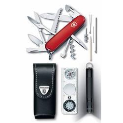 Набор Victorinox Traveller Set 1.8726 (нож+фонарь+компас+чехол)