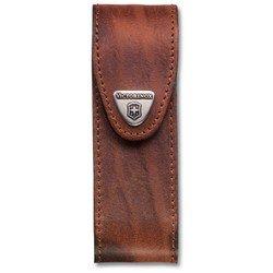 Чехол Victorinox 4.0548 кожаный для ножей 111мм 4-6 уровней коричневый