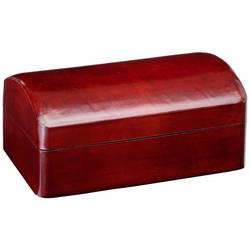 Шкатулка Visconti 986CU0014 коричневый натур кожа массив 13.5x8x6см (VS-986CU0014)